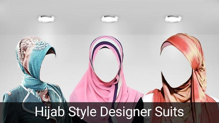 Hijab Style - Niqab Design - screenshot