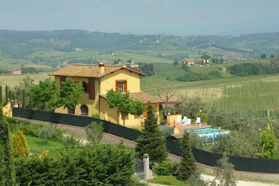 Villa Montagnana in Chianti