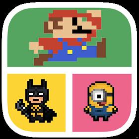 Guess: Pixel Character Quiz