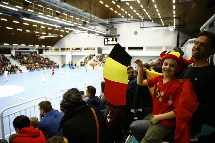 Futsal: voici les premiers adversaires des Flames sur la route de l'Euro 2021