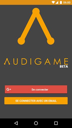 Audigame Beta