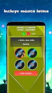 Adivina la canción – concurso de música juego 4