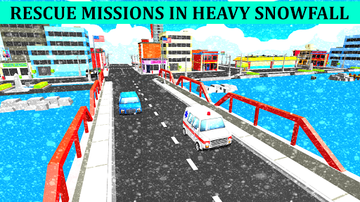 Ambulance Rescue Doctor Simulator - Hospital Games 1.2 screenshots 6