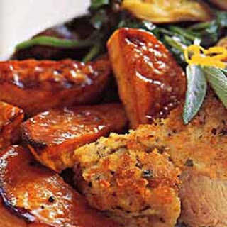 Roasted Sweet Potatoes with Honey Glaze Recipe