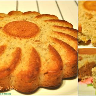 Apple Cinnamon Vegan Cake