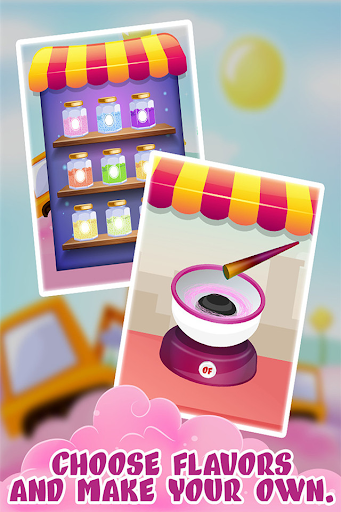 Cotton Candy Maker android2mod screenshots 3