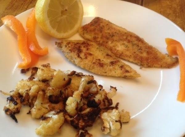 Parmesan Tilapia Recipe