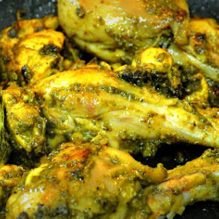 South Indian Pepper Chicken