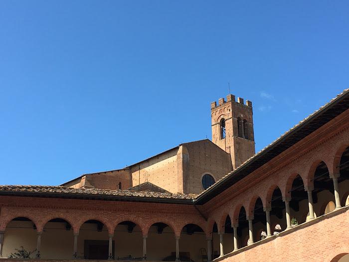 Santuario di Santa Caterina in Fontebranda, Siena