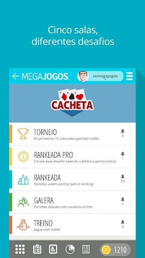 Cacheta Gin Rummy Online  gameplay | by HackJr.Pw 9