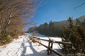 Photo: Droga na Przełęcz Szopka