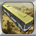 3D City Bus Parking icon
