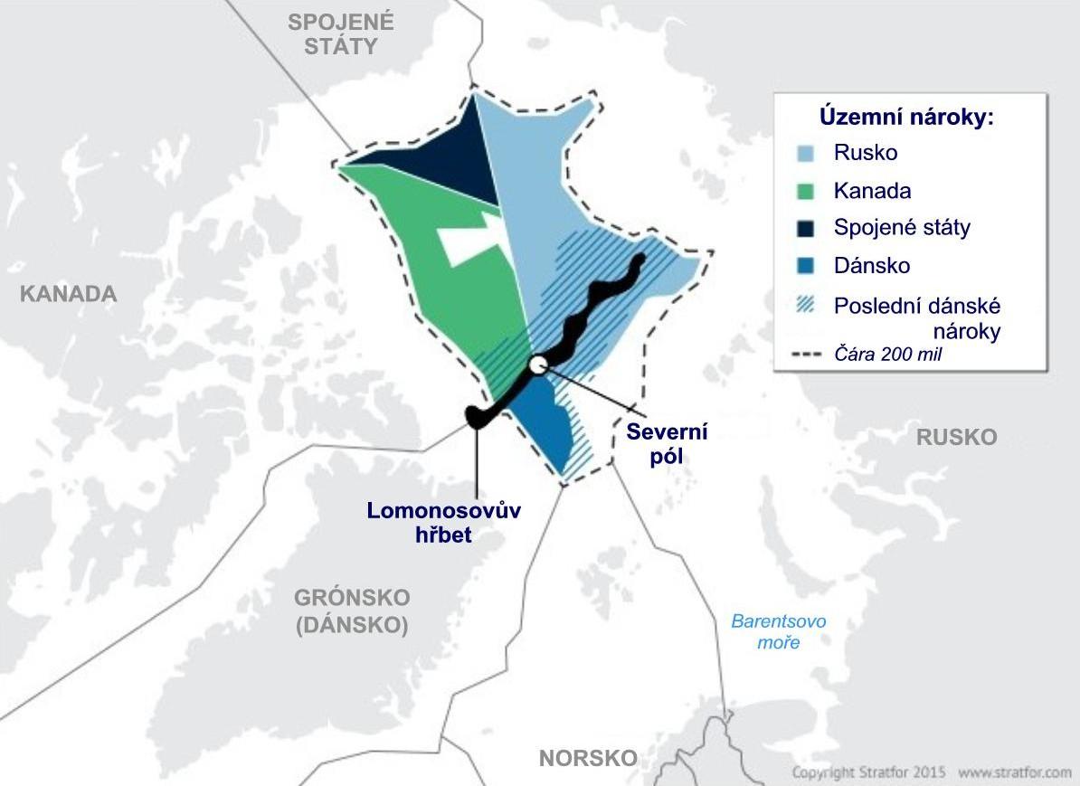 Území Arktidy - územní nároky-č.jpg