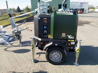 Picture of a GENERAC V20 Y2