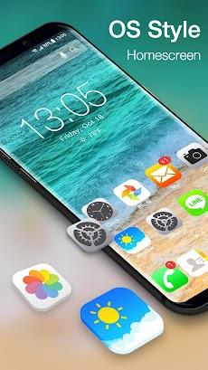 OS 11ランチャーテーマ&Phone Xスタイルのおすすめ画像2