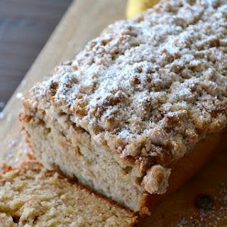 Cinnamon Crumb Banana Bread Recipe