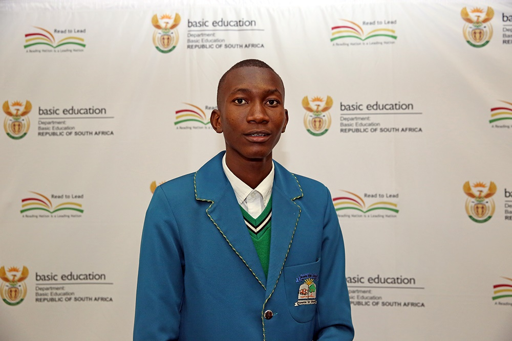 One of SA's top matriculants moved out of home, lived alone to prepare for final exams