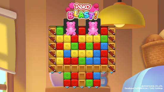 Peko Blast : Puzzle Screenshot