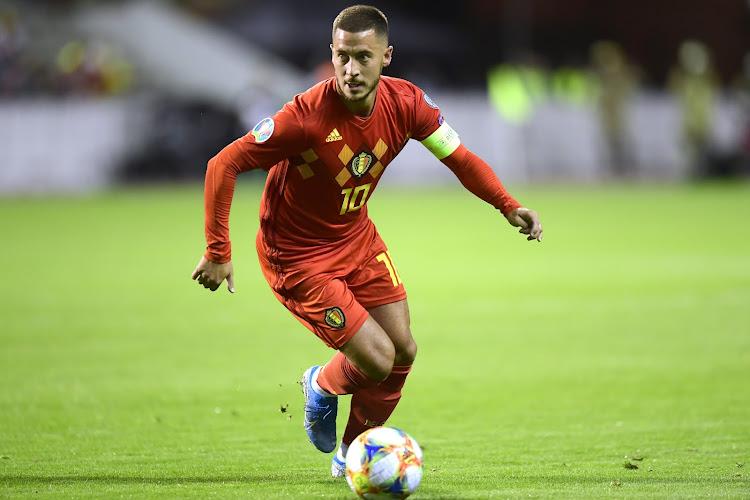 """Eden Hazard élu """"Icône des Diables"""" devant Kompany, De Bruyne et Ceulemans"""