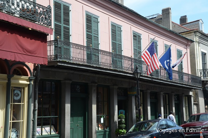 French quarter - Merieult House
