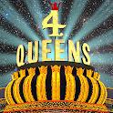 Four Queens Social Casino icon