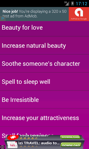 Download Beauty and Health Spells on PC & Mac with AppKiwi APK