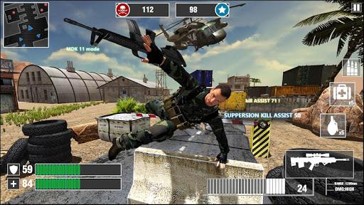Wicked Commando War Battleground Game 2018 1.1 screenshots 1