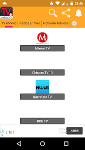 TV Mexico 9.8