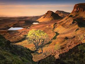 Photo: Quiraing, Isle of Skye, Scotland