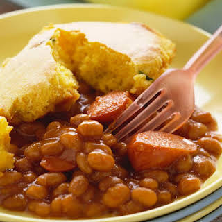 Baked Beans And Franks Recipes.