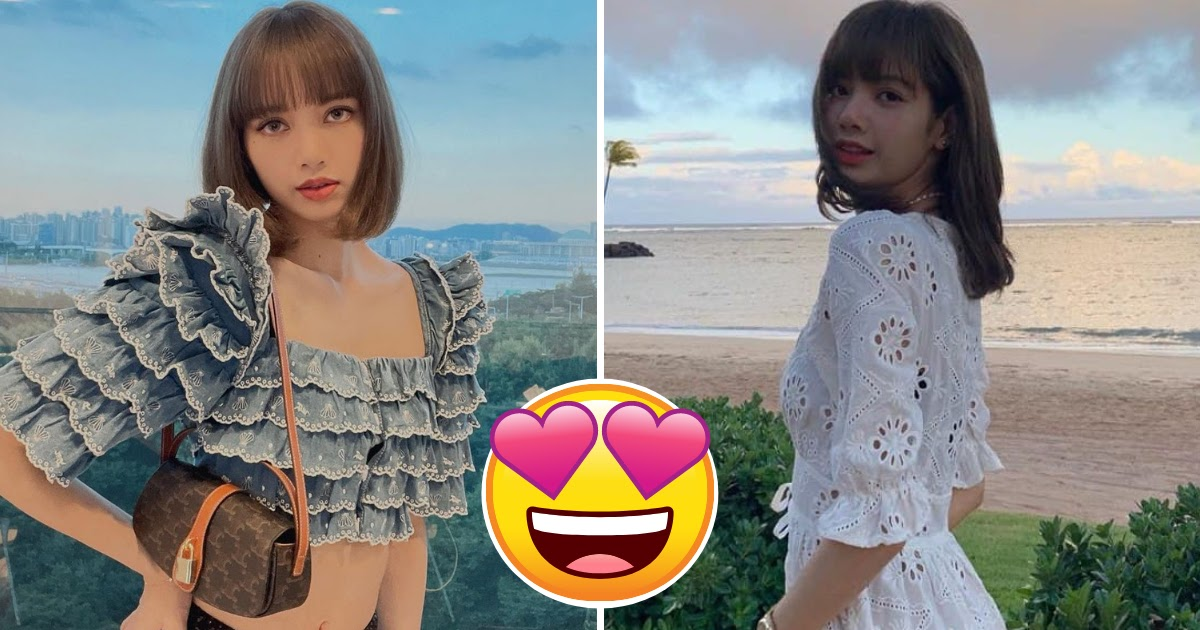 BLACKPINK's Lisa Is A Fashion Icon—Here's Her Current Go-To Style That We Can All Get Inspiration From