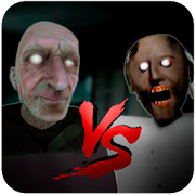 Angry Grandpa vs Crazy Granny in House Horror Game