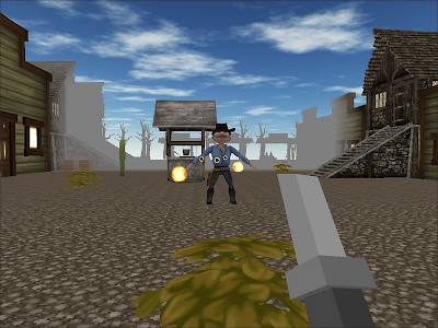 Wild West Western Craft screenshot 2