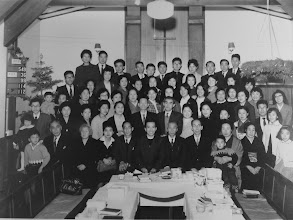 Photo: 1960年12月クリスマス愛餐会