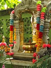 Photo: Petit temple à la guest