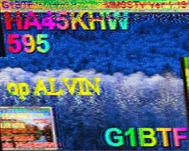 Photo: G1BTF