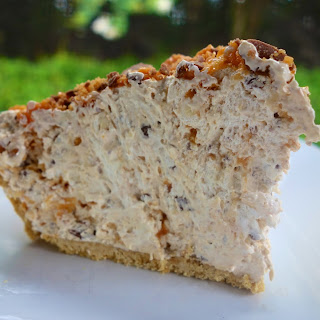 Butterfinger Pie With Cream Cheese Recipes
