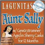 Lagunitas Aunt Sally W/Gewüztraminer Aged In Sherry Casks For 12 Months