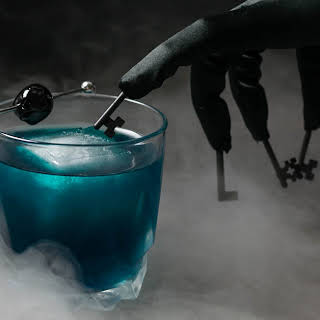 An Insidious: The Last Key Inspired Cocktail.