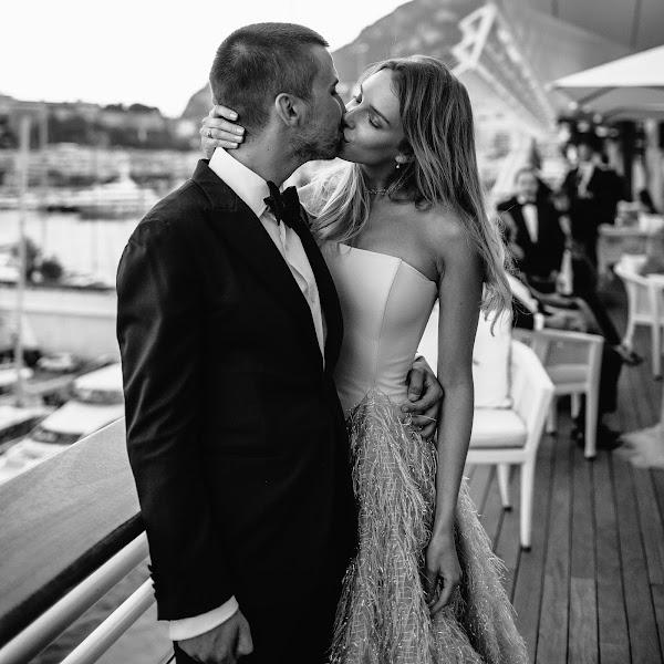 Wedding photographer Vasiliy Tikhomirov (BoraBora). Photo of 10.09.2019