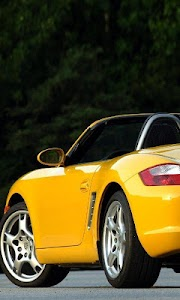 Wallpapers Porsche Boxster screenshot 1