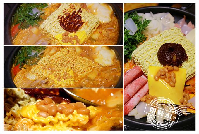 玉豆腐韓式部隊鍋3