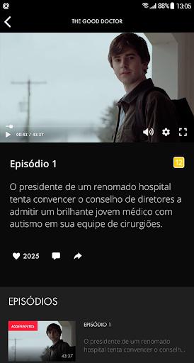 Globoplay 2.57.0 screenshots 6
