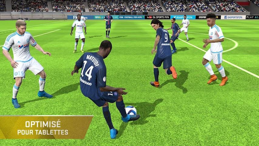 android FIFA 16 Screenshot 2