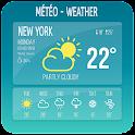 Météo & Weather icon