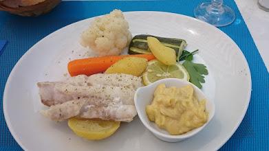 Photo: Lunch bij restaurant Goustarou in Bourdeaux
