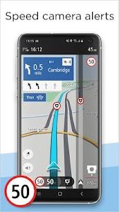 TomTom GO Navigation – GPS Maps & Traffic Alerts Mod 2.3.1 Apk (Unlocked) 5