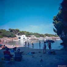 Photo: Cala Binissafúller, Menorca