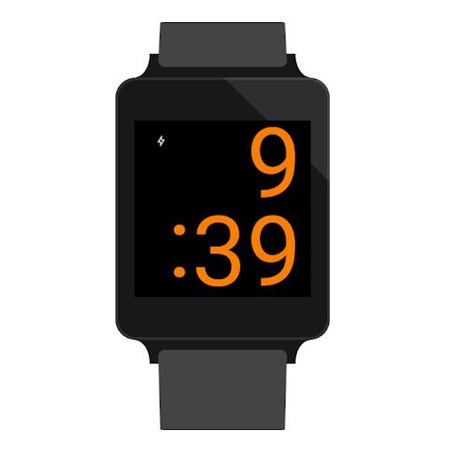 BIG Watch Face - Fonts Colors