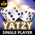 Yatzy Offline - Single Player Dice Game icon